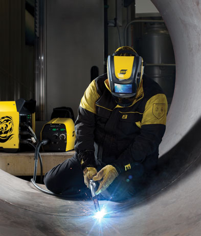 Multiple-Process Welding
